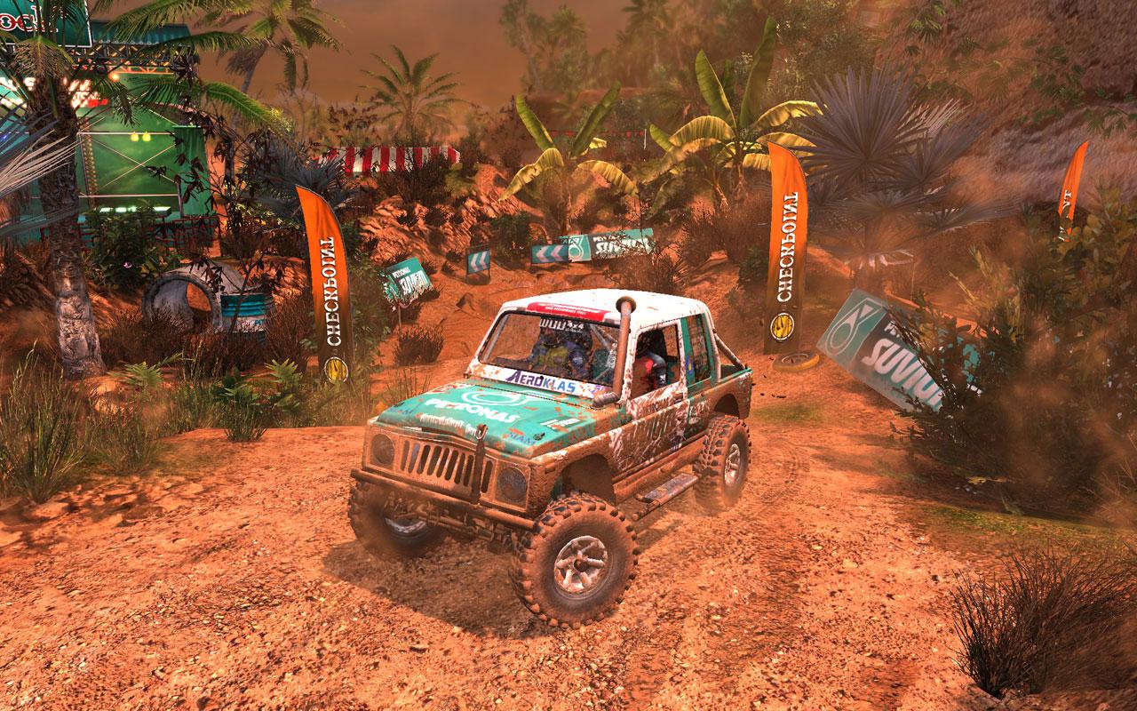Off-Road Drive (Off-Road Drive: Rajdy Bezdroży) - screenshoty z...