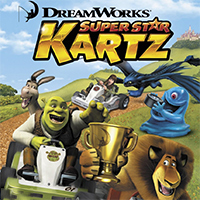 DreamWorks Super Star Kartz