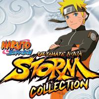 Naruto Shippuden: Ultimate Ninja Storm Collection