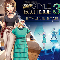 Nintendo presents: New Style Boutique 3 - Styling Star