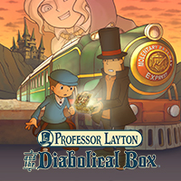 Professor Layton and Pandora