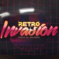 Retro Invasion