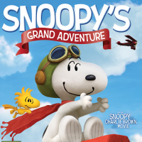 The Peanuts Movie: Snoopy