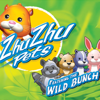 ZhuZhu Pets: Wild Bunch