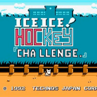 Ice! Ice! Hockey Challenge