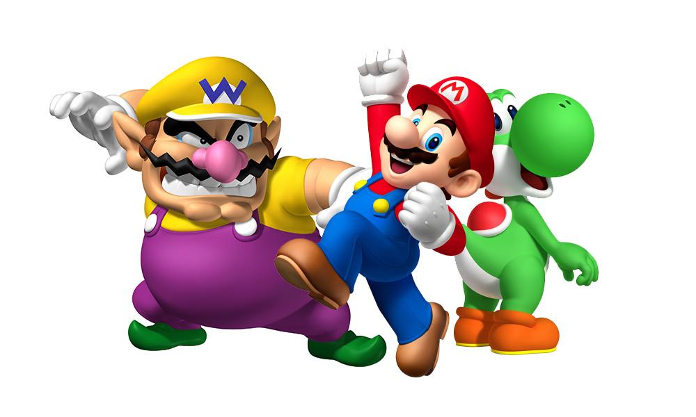 Mario party: island tour jedyną nowością, czołówka bez zmian - uk