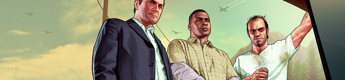 Grand Theft Auto V zmierza na PC, Xboksa One i PlayStation 4