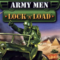 Army Men: Lock