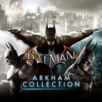 Batman: Arkham Collection (2018)