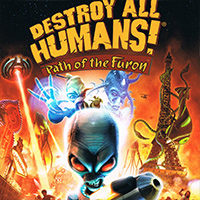 Destroy All Humans!: Path of the Furon