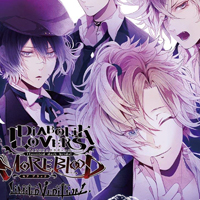 Diabolik Lovers: More,Blood - Limited V Edition