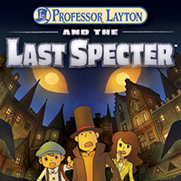 Professor Layton and the Spectre