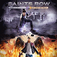 Saints Row IV: Re-Elected & Gat out of Hell